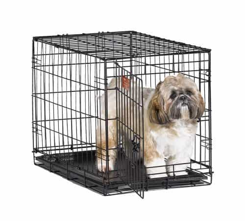 Best indestructible heavy duty escape proof dog crate reviews for Best dog crates for puppies