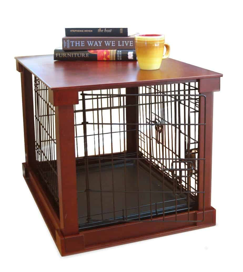 Merry Products Dog Crate End Table With Cover Review